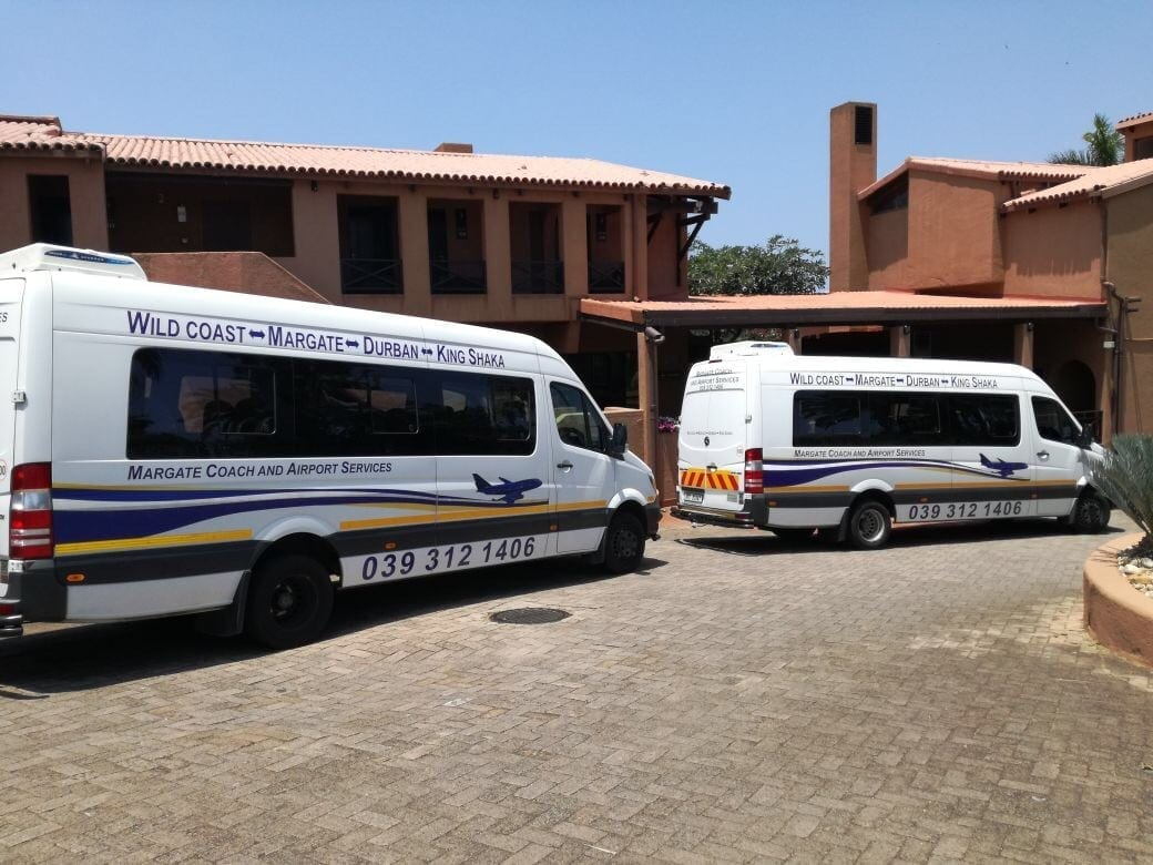 Busses At San Lameer