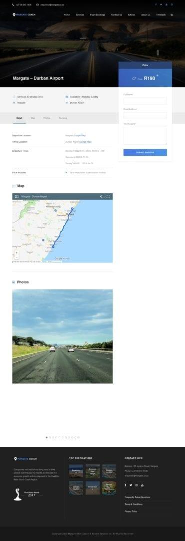 Route Info